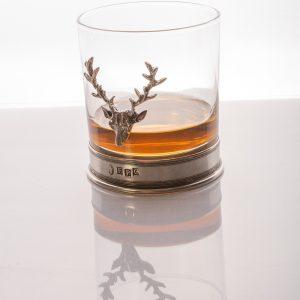 Whisky Stag Glasses