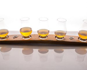 Dram for 5 stag gift set