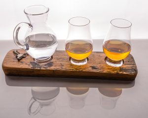 Dram for 3 stag gift set